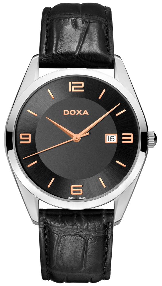 Doxa 121.15.103R.01 - zegarek damski