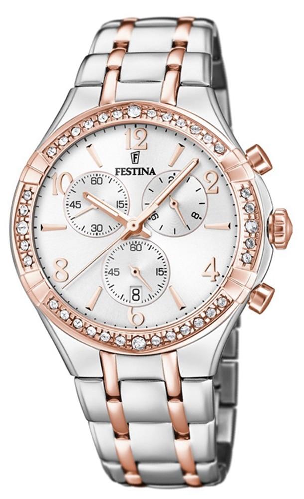 Festina F20394-1 - zegarek damski