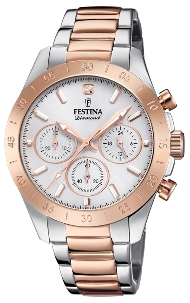 Festina F20398-1 - zegarek damski