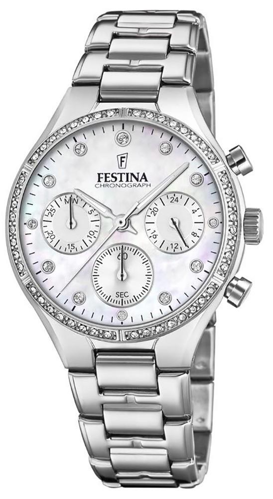 Festina F20401-1 - zegarek damski