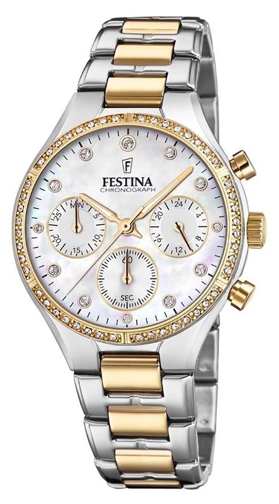 Festina F20402-1 - zegarek damski