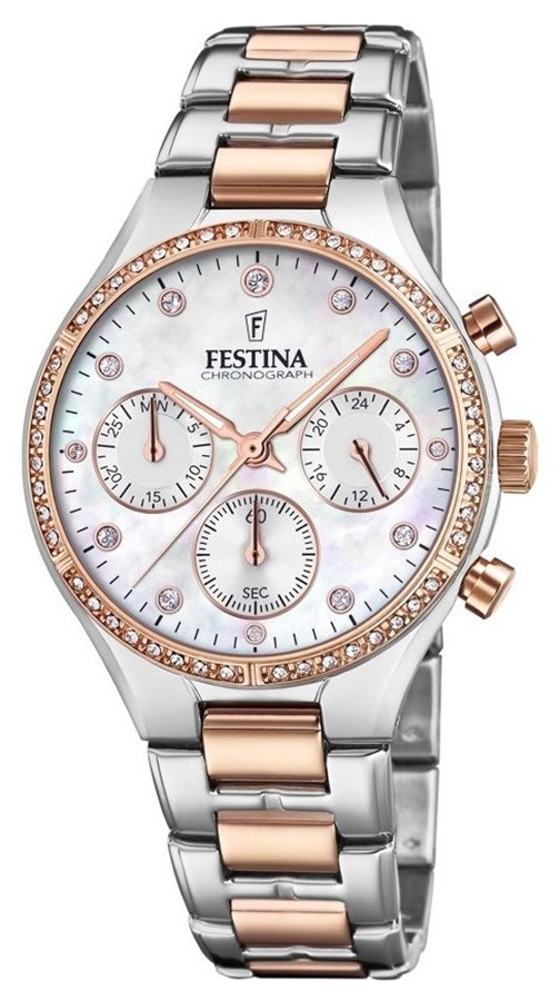 Festina F20403-1 - zegarek damski