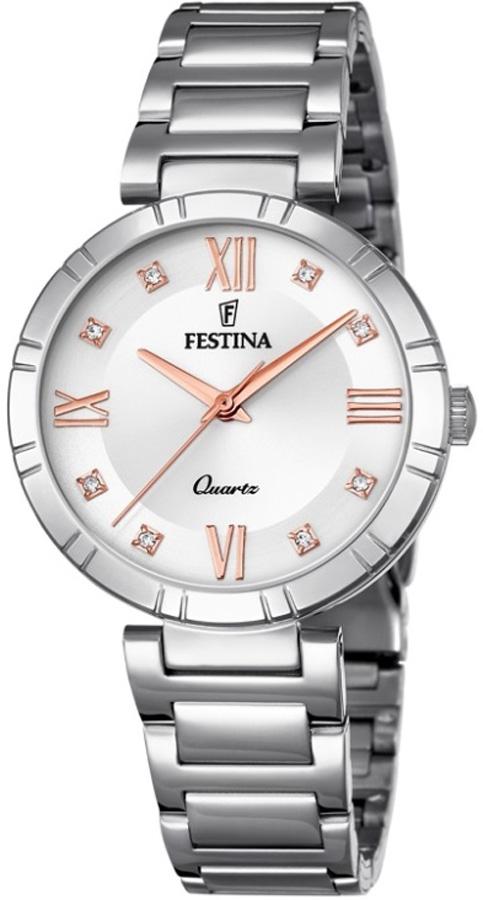 Festina F16936-B - zegarek damski