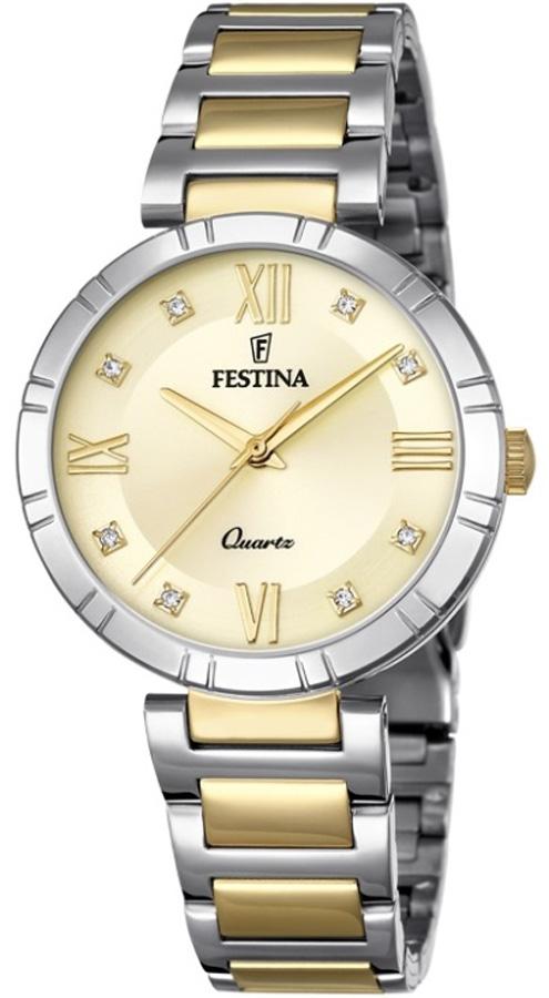 Festina F16937-B - zegarek damski