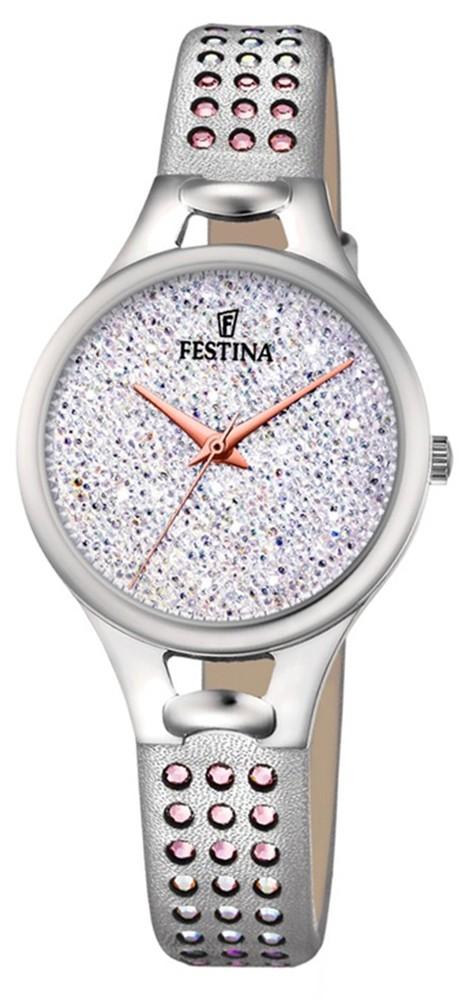 Festina F20407-1-POWYSTAWOWY - zegarek damski