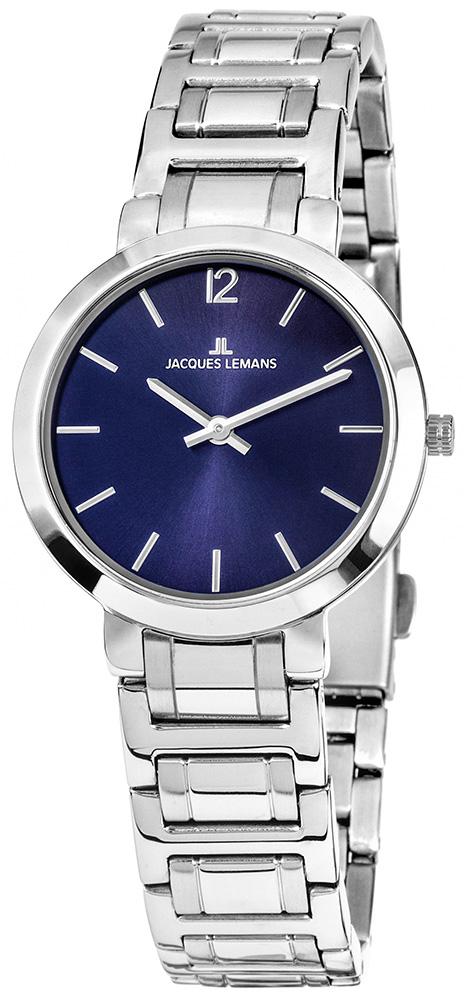 Jacques Lemans 1-1932B - zegarek damski