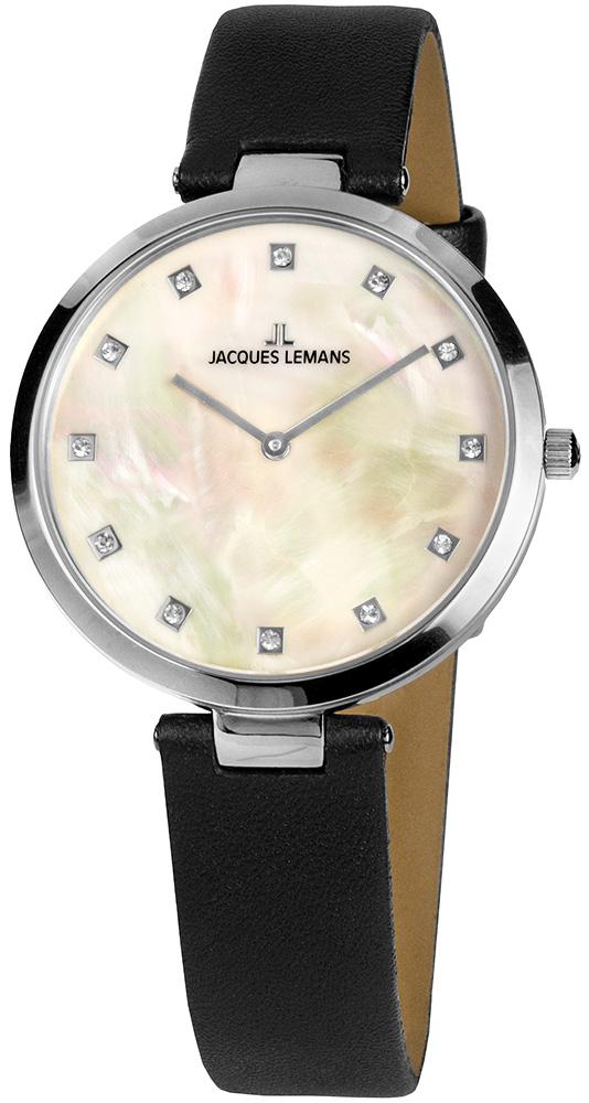 Jacques Lemans 1-2001A - zegarek damski
