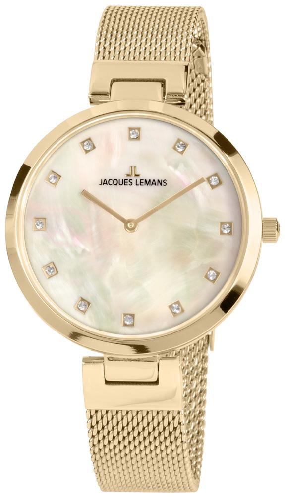 Jacques Lemans 1-2001D - zegarek damski