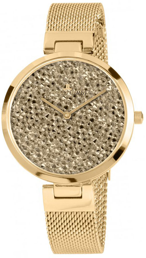 Jacques Lemans 1-2035K - zegarek damski