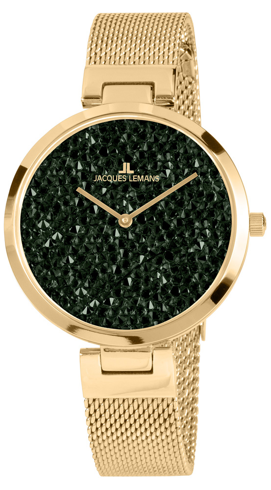 Jacques Lemans 1-2035L-SET56 - zegarek damski