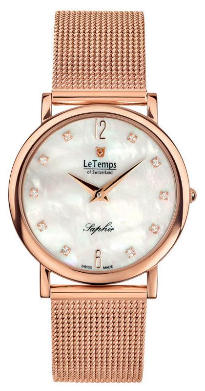 Le Temps LT1085.55BD02 - zegarek damski