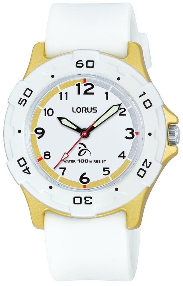 Lorus RRX21GX9 - zegarek dla dzieci