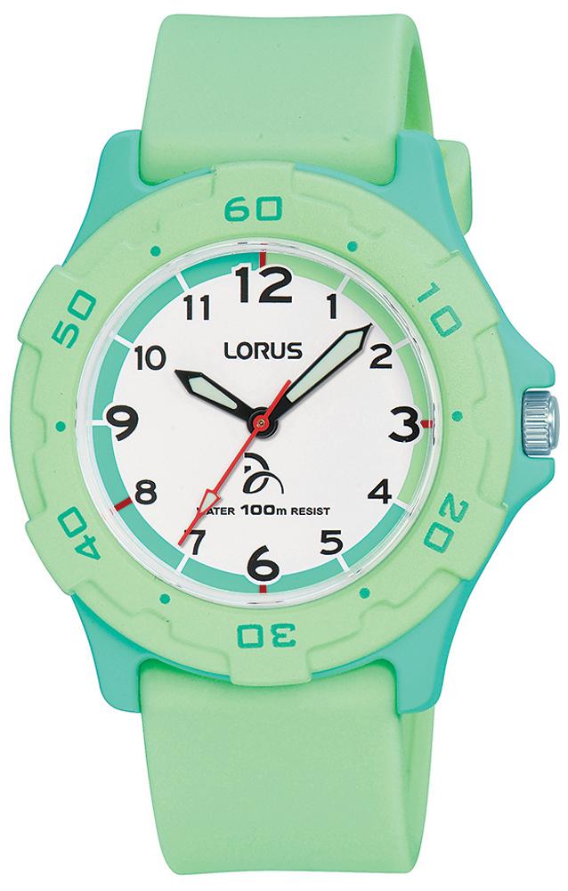 Lorus RRX25GX9 - zegarek dla dziewczynki