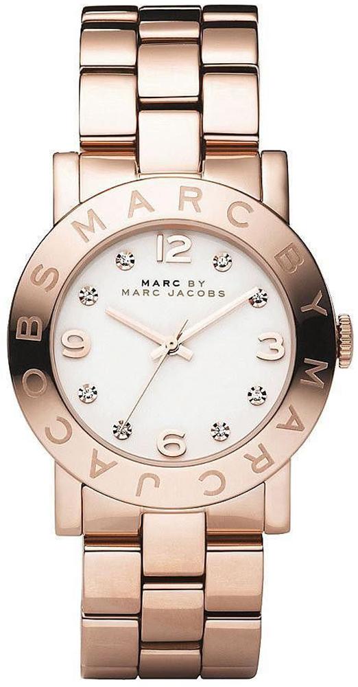 Marc Jacobs MBM3077-POWYSTAWOWY - zegarek damski