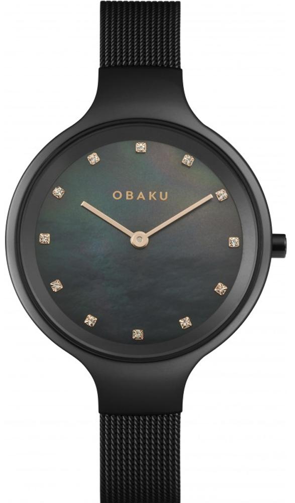 Obaku Denmark V173LXBBMB2 - zegarek damski