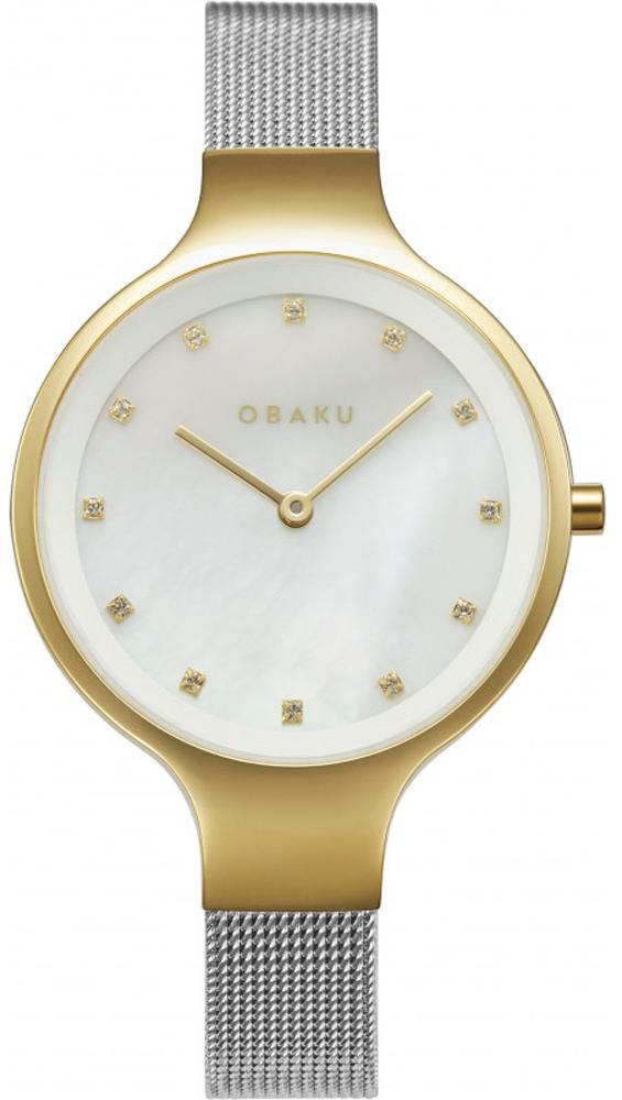 Obaku Denmark V173LXGWMC2 - zegarek damski