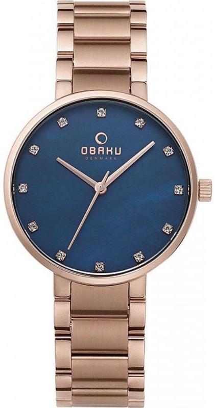Obaku Denmark V189LXVLSV - zegarek damski