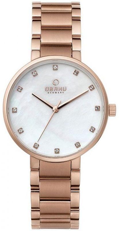 Obaku Denmark V189LXVWSV - zegarek damski