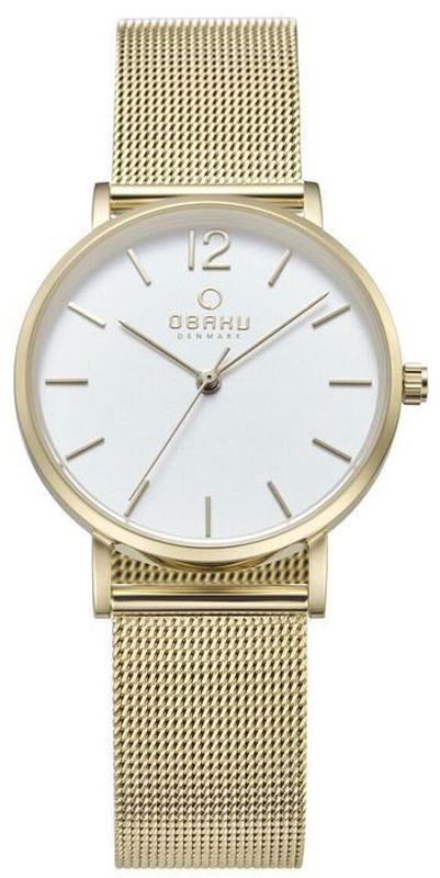 Obaku Denmark V197LXGWMG1 - zegarek damski