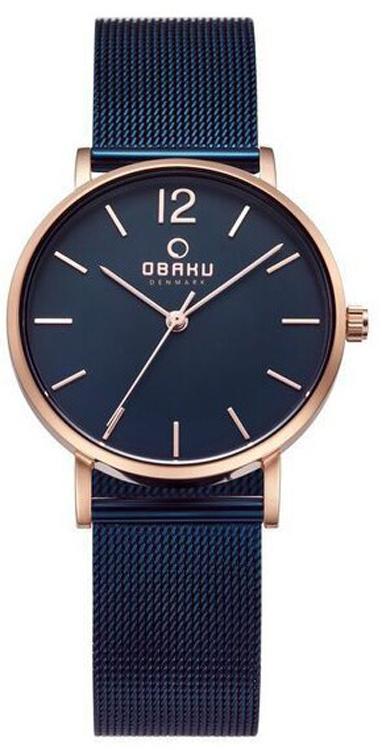 Obaku Denmark V197LXVLML1 - zegarek damski