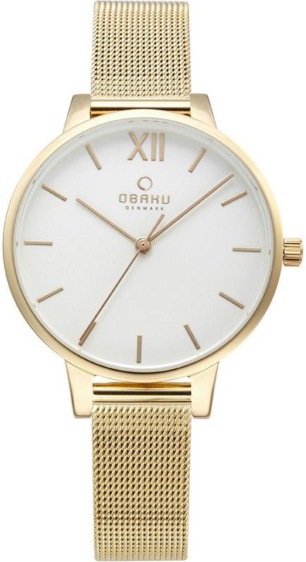 Obaku Denmark V209LXGIMG - zegarek damski