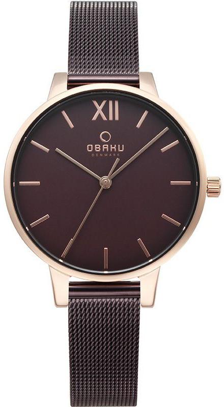 Obaku Denmark V209LXVNMN - zegarek damski