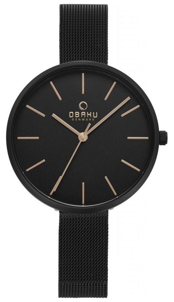 Obaku Denmark V211LXBBMB - zegarek damski