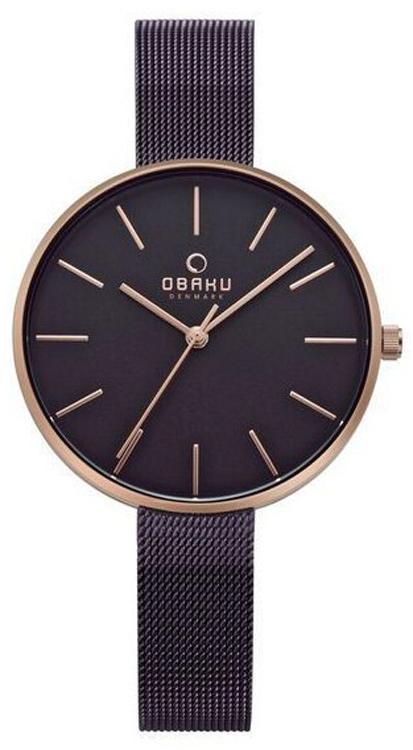Obaku Denmark V211LXVNMN - zegarek damski