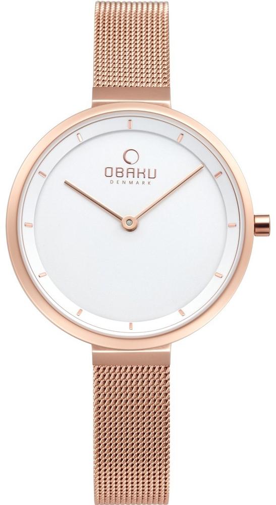 Obaku Denmark V225LXVIMV - zegarek damski