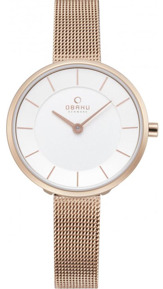 Obaku Denmark V226LXVIMV - zegarek damski