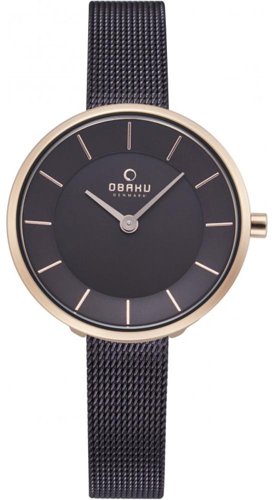 Obaku Denmark V226LXVNMN - zegarek damski