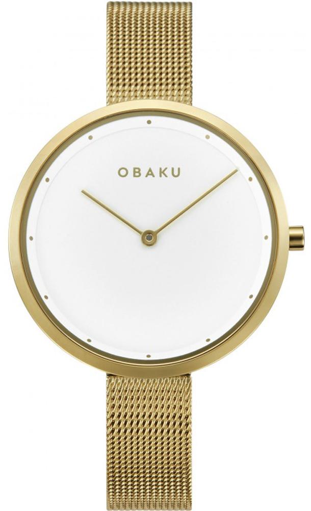 Obaku Denmark V227LXGIMG1 - zegarek damski