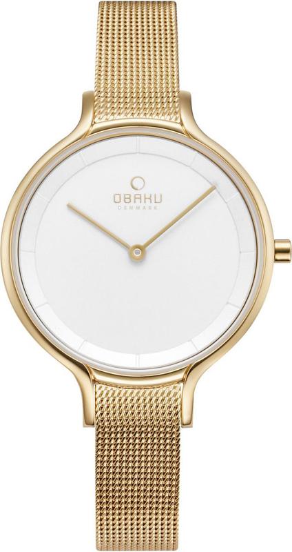Obaku Denmark V228LXGIMG - zegarek damski