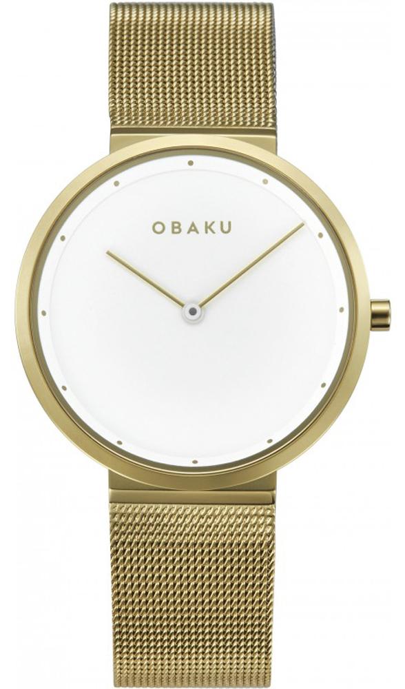 Obaku Denmark V230LXGWMG1 - zegarek damski