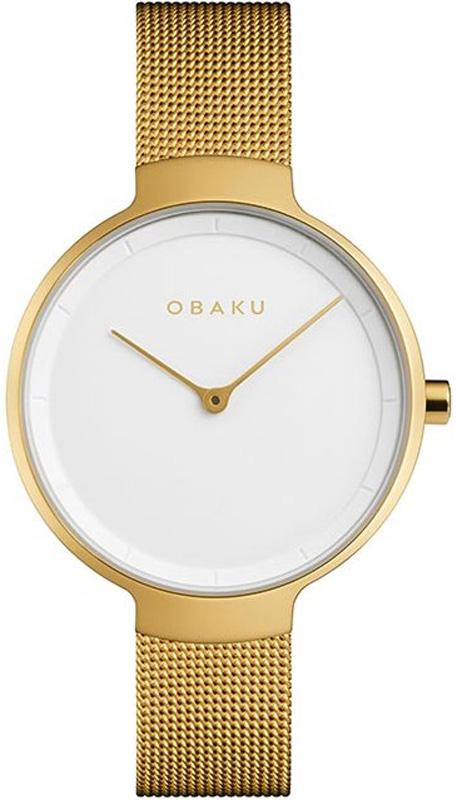 Obaku Denmark V231LXGIMG - zegarek damski