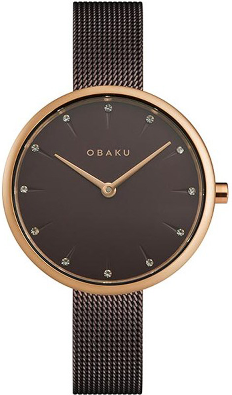 Obaku Denmark V233LXVNMN - zegarek damski