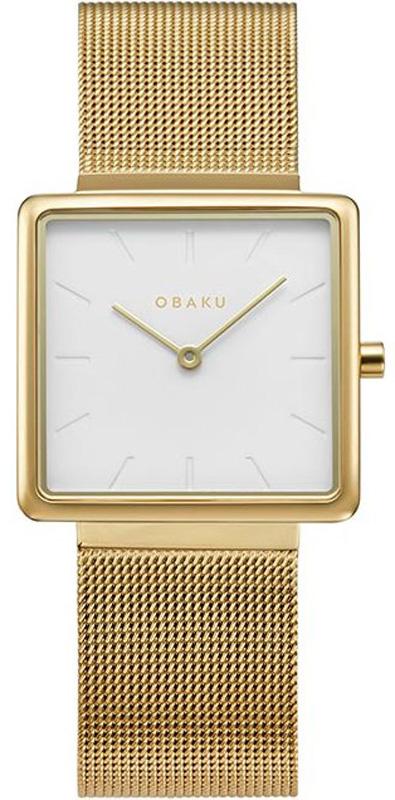 Obaku Denmark V236LXGIMG - zegarek damski