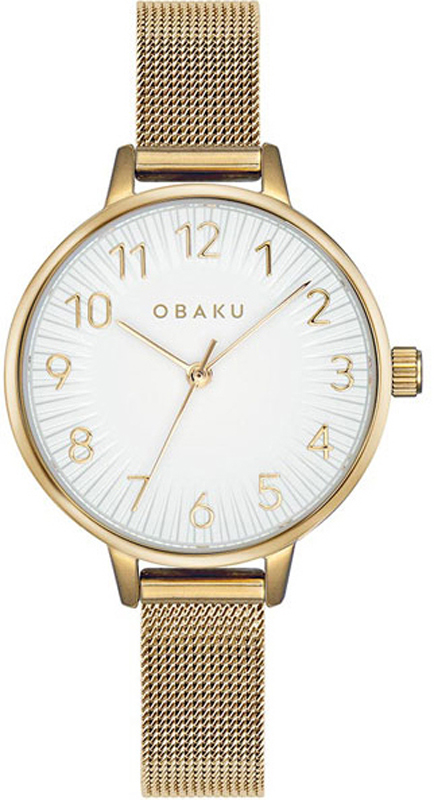 Obaku Denmark V237LXGIMG - zegarek damski