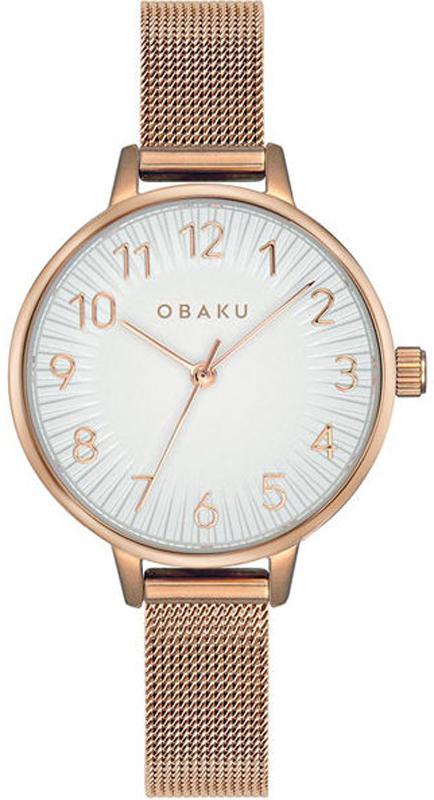 Obaku Denmark V237LXVIMV - zegarek damski
