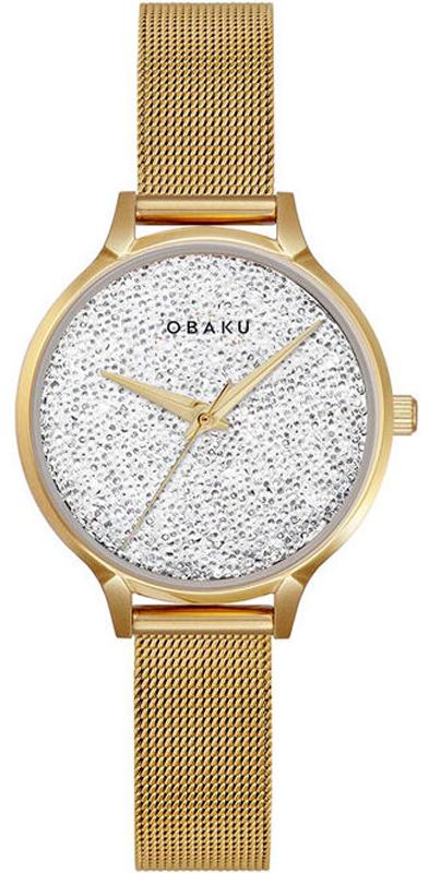 Obaku Denmark V238LXGWMG - zegarek damski
