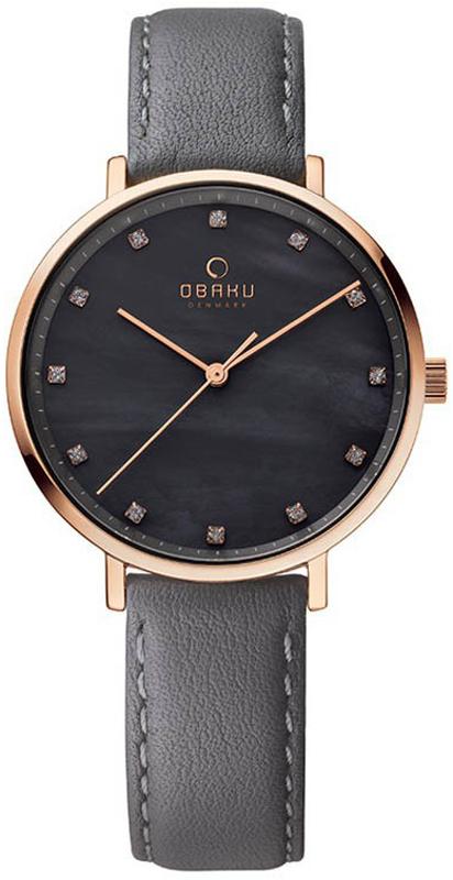 Obaku Denmark V186LXVJRJ - zegarek damski