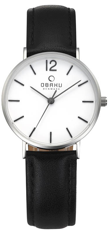 Obaku Denmark V197LXCWRB - zegarek damski