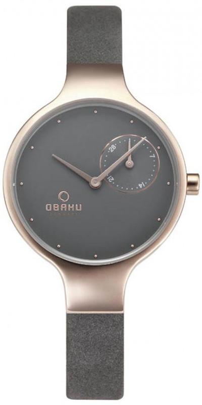 Obaku Denmark V201LDVJRJ - zegarek damski