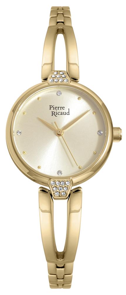 Pierre Ricaud P21028.1141QZ - zegarek damski