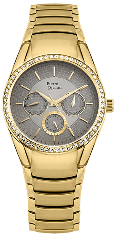 Pierre Ricaud P21032.1117QFZ - zegarek damski