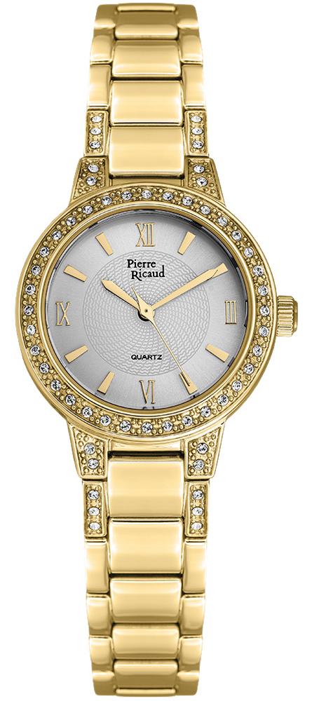 Pierre Ricaud P21074.1167QZ - zegarek damski