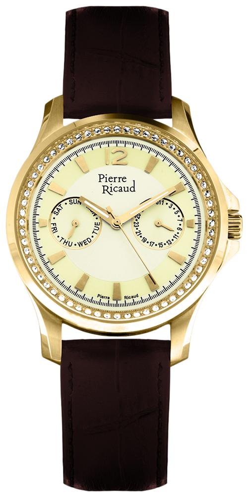Pierre Ricaud P21049.1253QFZ2 - zegarek damski