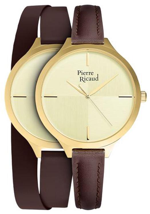 Pierre Ricaud P22005.1B11LQ-SET - zegarek damski