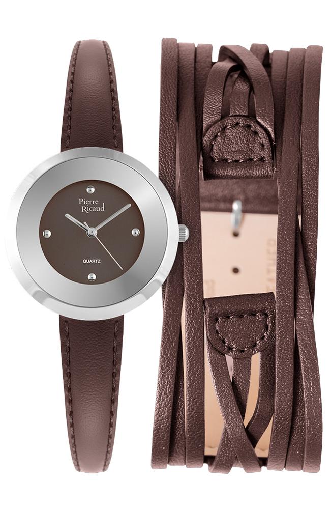 Pierre Ricaud P22016.524GQSET - zegarek damski