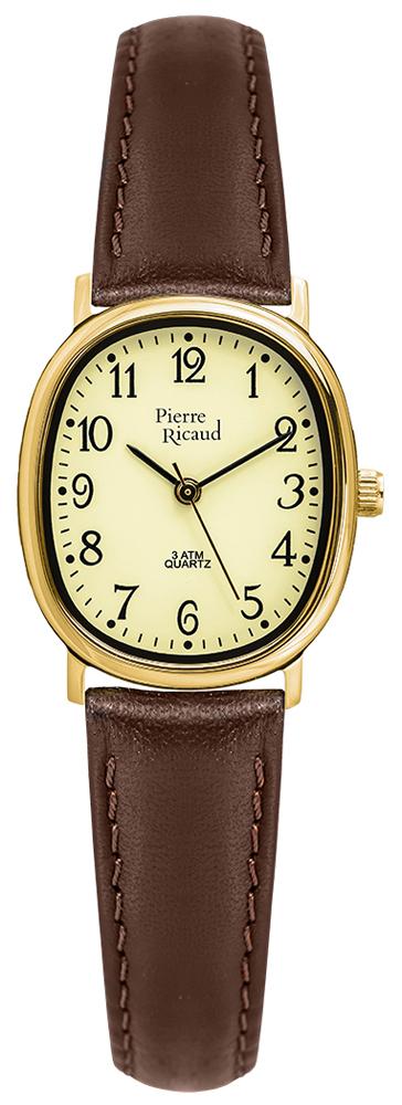 Pierre Ricaud P25915.1221Q - zegarek damski